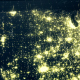 USA Map Night Lighting Close View 4K - VideoHive Item for Sale