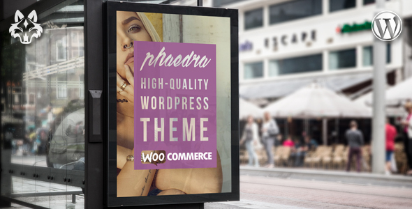 Phaedra - High-Quality WooCommerce Theme with AJAX Navigation
