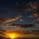 Amazing Cloudy Sunrise - VideoHive Item for Sale