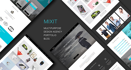 Responsive Muse Theme