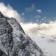 Cloudly Snow Mountain