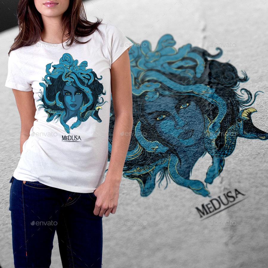 Medusa Apparel Cloth