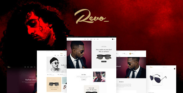 Ap Revo Shopify Theme