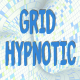 Grid Hypnotic Background - VideoHive Item for Sale