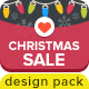Christmas Sale Pack - GraphicRiver Item for Sale