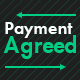 Payment agreed - CodeCanyon Item for Sale