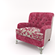 Mantellassi_Revival_ArmChair - 3DOcean Item for Sale