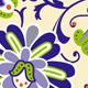 Textile vintage flowers pattern - GraphicRiver Item for Sale