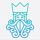 Ocean King Logo - GraphicRiver Item for Sale