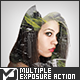 Multiple Exposure Photoshop Action - GraphicRiver Item for Sale