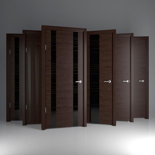 Doors collection Verda ID - 3DOcean Item for Sale