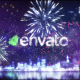 Fireworks/Celebrating Logo 2 - VideoHive Item for Sale