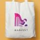 Harpist Logo - GraphicRiver Item for Sale