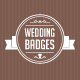 Wedding Badges - GraphicRiver Item for Sale