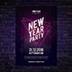 New Year Party Vol 1 - GraphicRiver Item for Sale