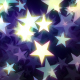 Glowing Stars VJ Loops Pack - VideoHive Item for Sale