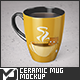Ceramic Mug Mock-Up - GraphicRiver Item for Sale