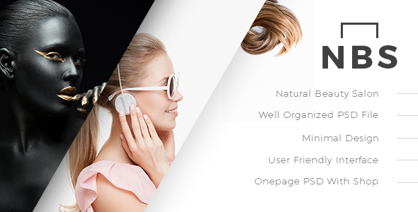 Natural Beauty Salon - Health & Beauty Retail
