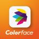 Colorface Logo - GraphicRiver Item for Sale