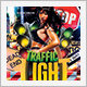 Traffic Light Party Flyer - GraphicRiver Item for Sale