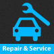 Repair & Service Car - Theme for Mechanic Workshops, Auto Repair and Cars Nulled