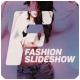 Fashion Magazine Slideshow - VideoHive Item for Sale