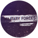Military Forces Titles - VideoHive Item for Sale
