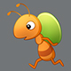 Cartoon Ant Animation Pack - VideoHive Item for Sale