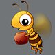 Cartoon Bee Animation Pack - VideoHive Item for Sale