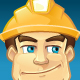 Builder Mascot Set - GraphicRiver Item for Sale