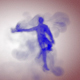 Dancing With Blue Ink - VideoHive Item for Sale