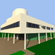 Modern Villa Savoye - 3DOcean Item for Sale