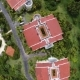 Flying Over the Village - VideoHive Item for Sale