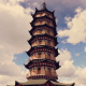 Buddhist Pagoda - VideoHive Item for Sale
