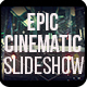 Epic Cinematic Parallax Opener | Slideshow - VideoHive Item for Sale