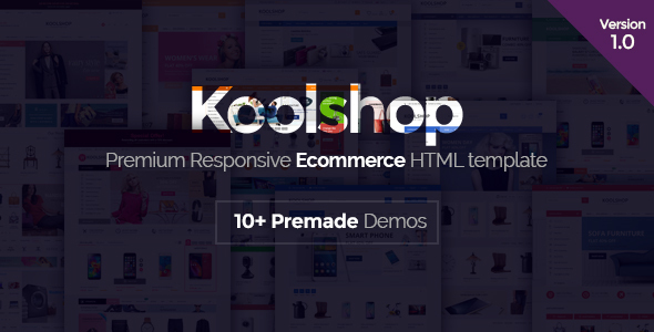 KoolShop – Responsive Shopify Theme
