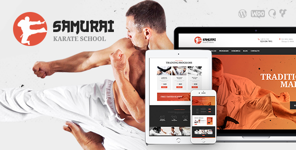 Samurai | Karate School and Fitness Center - Health & Beauty Retail