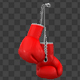 Hanging Boxing Gloves - GraphicRiver Item for Sale