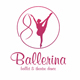 Ballerina Woman Logo - GraphicRiver Item for Sale