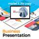 Marketing Business Presentation - GraphicRiver Item for Sale