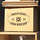 Wood Box Engraved Logo Mockup - GraphicRiver Item for Sale