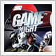 Football Game Night - GraphicRiver Item for Sale