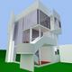 Smith Modern House - 3DOcean Item for Sale