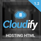 Cloudify - Web Hosting HTML Template - ThemeForest Item for Sale