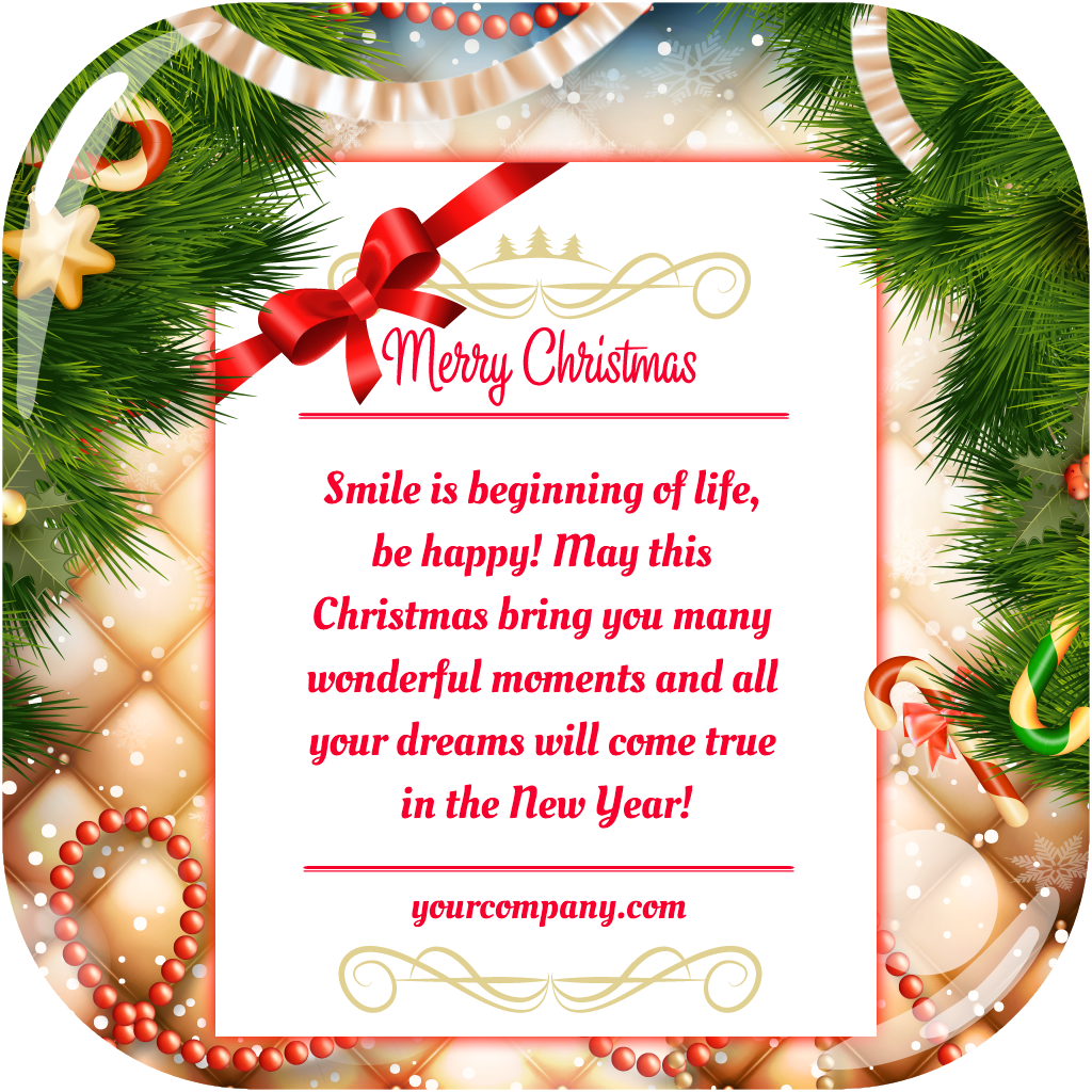 Christmas Card Magic Gift By Muscle Ss Codecanyon