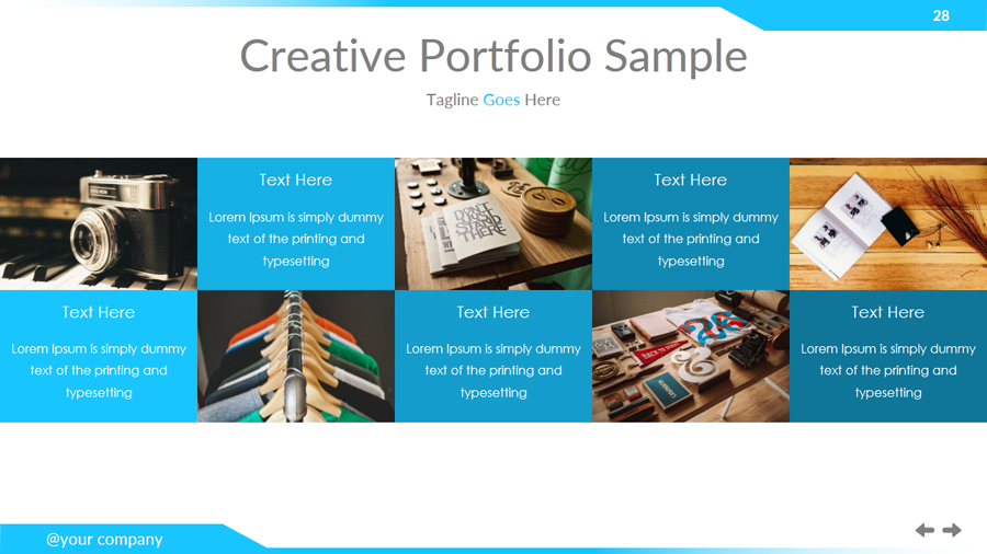 avara 1.0 - investor presentation templateshakersign, Presentation templates