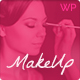 MakeUp | Makeup & Beauty WordPress Theme