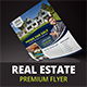 Premium Real Estate Flyer - GraphicRiver Item for Sale