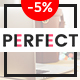Perfect - Multi Purpose Retina Prestashop Theme - ThemeForest Item for Sale