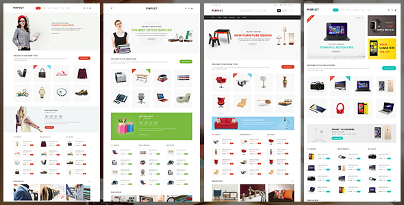 Perfect - Multi Purpose Retina Prestashop Theme - Shopping PrestaShop